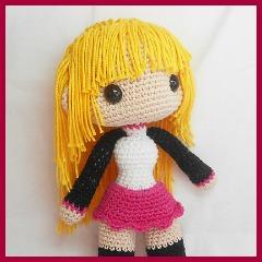 Diversidades: patrones gratis de crochet, amigurumi y ...