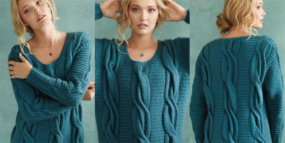 Knitting Vogue 2015 : The knitting needle and damage done vogue