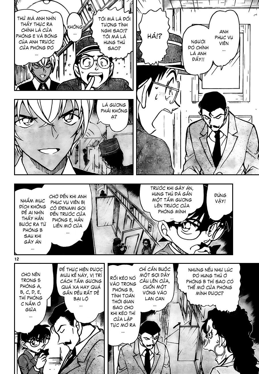 Thám Tử Lừng Danh Conan - Chapter 822 - Pic 13