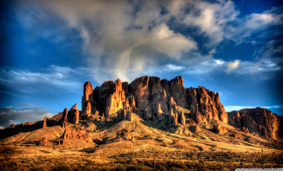 View Original Size Desert Mountain Wallpaper Wallhdpic Jpg 1152x698 Widescreen Sunset Beautiful Pictures