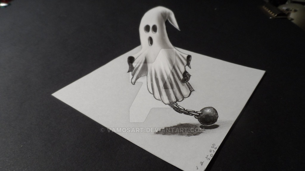 11-Ghost-Sandor-Vamos-3D-Optical-Illusions-Anamorphic-Drawings-Videos-www-designstack-co