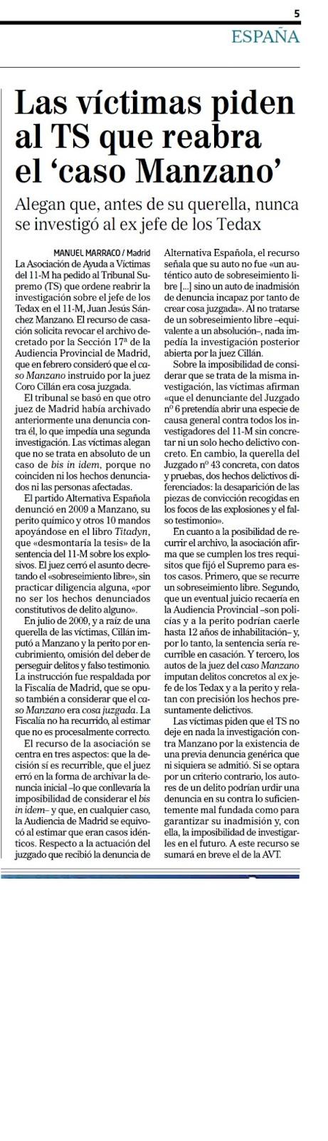 El PSOE quiere la helenización de España porque siente el repudio de la sociedad hacia sus siglas y teme que, si no logra impedir que el PP cree empleo, quedará excluido del poder para siglos