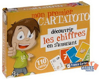 Cartatoto les chiffres de France Cartes