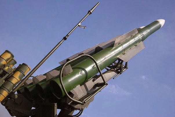 ракетно-зенитен комплекс БУК