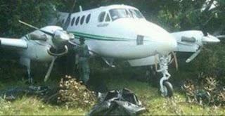 Apresan a los supuestos pilotos del avión robado