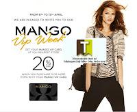 Mango VIP Week 2012