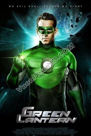 Phim Chiến Binh Xanh - Green Lantern -