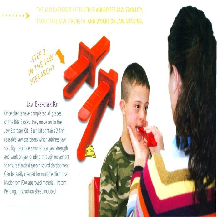 Wissenschaft transfer oral motor therapy kits for Oral motor exercises for adults