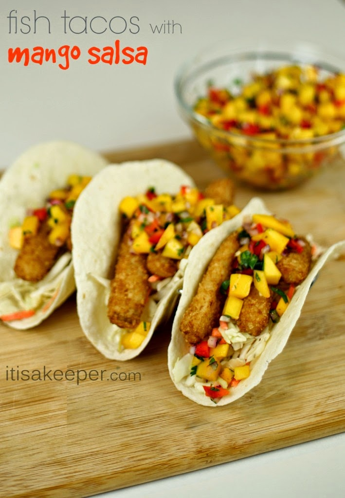The mandatory mooch best of the weekend week 49 for Mango salsa recipe for fish