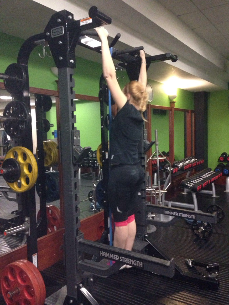 Training Focus: Pull Ups