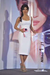 Priyanka Chopra's Figure in White Dress