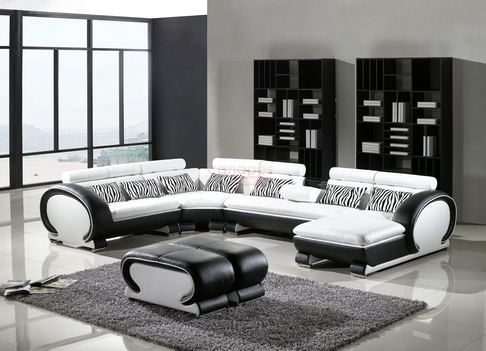 disposition de meubles dans une piece id es d co pour maison moderne. Black Bedroom Furniture Sets. Home Design Ideas