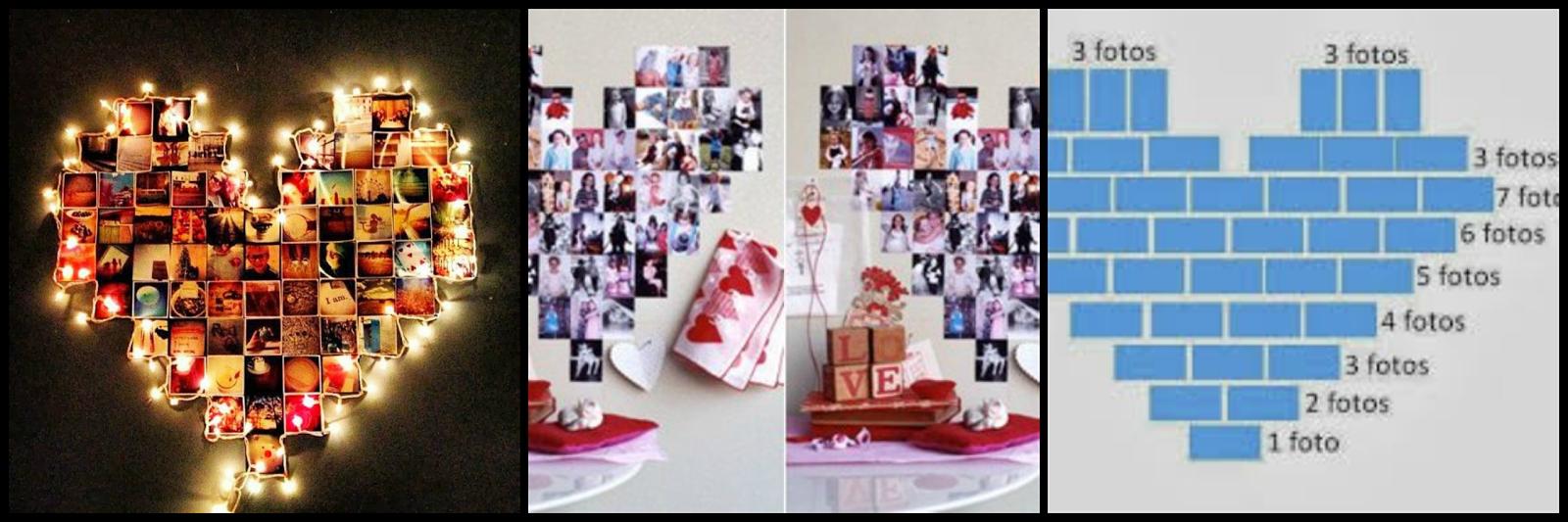 Bora ser linda dicas de presentes criativos e baratinhos for Mural de fotos 1 ano