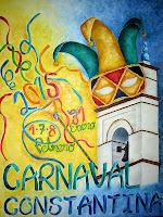 Carnaval de Constantina 2015 - La Anfitriona -  Juan Francisco Bastos Domínguez