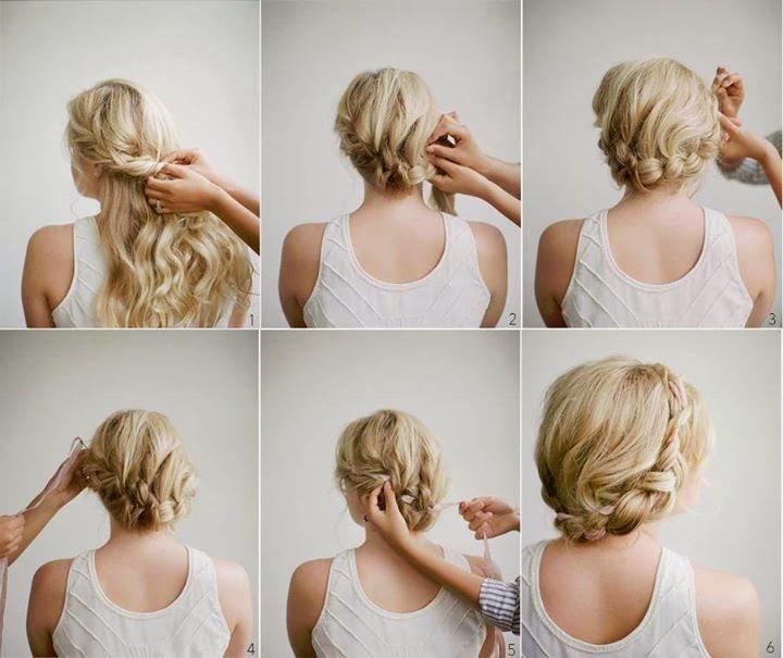 Ladies Hair Styles Tutorials #4.