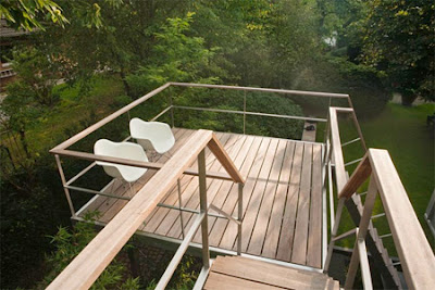 Modern Tree House- 10 Images