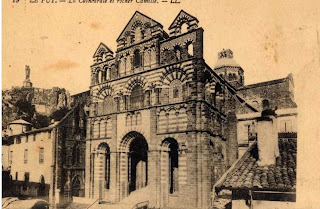 Le Puy la cathédrale