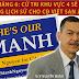 Thư mời tham dự buổi gây quỹ ủng hộ ƯCV Nguyễn Mạnh