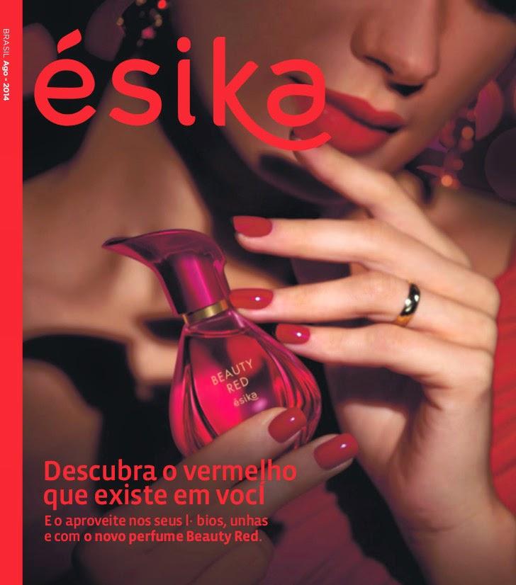 Revista Esika Agosto 2014