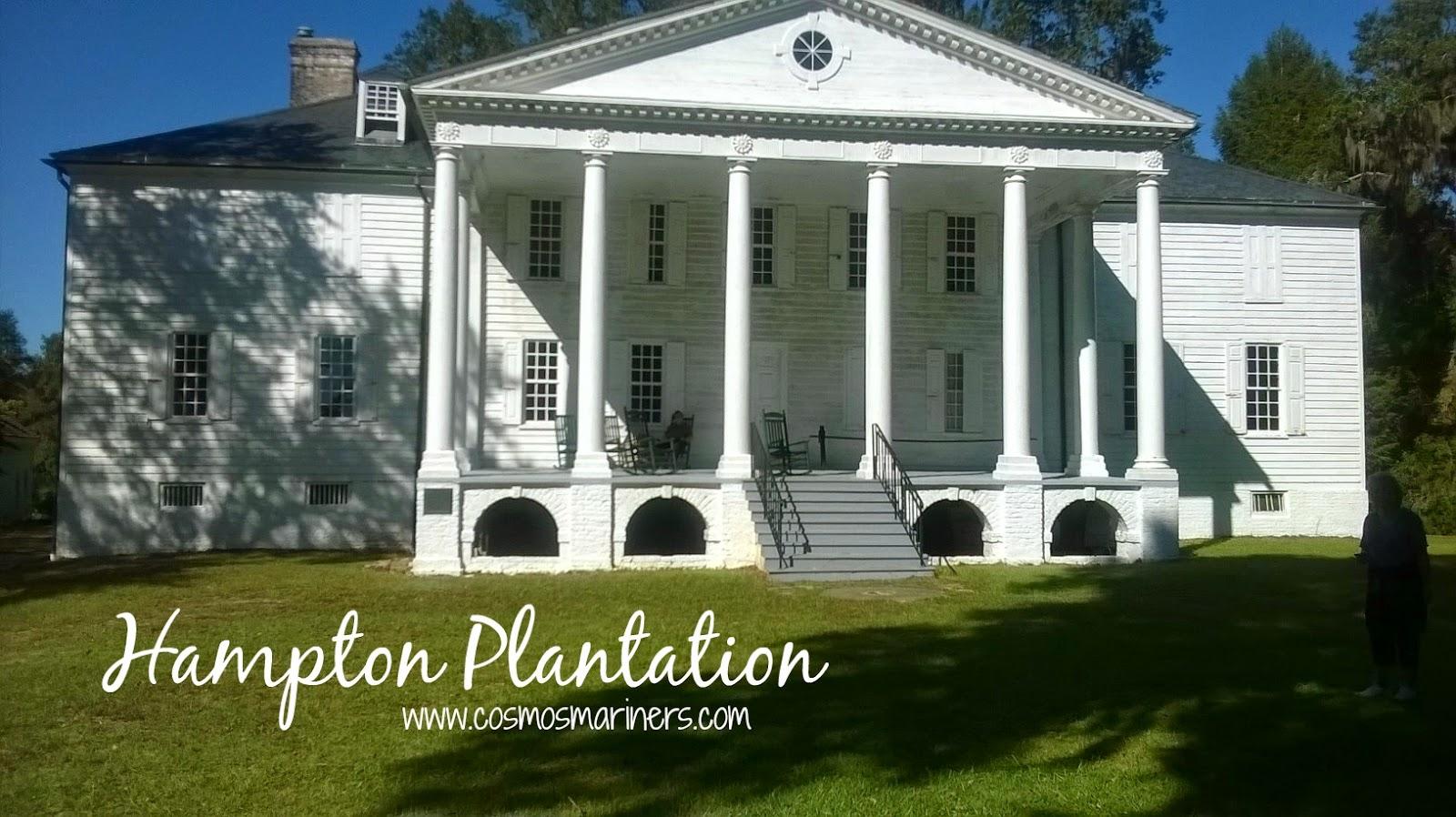 Hampton Plantation, McClellanville, South Carolina | CosmosMariners.com