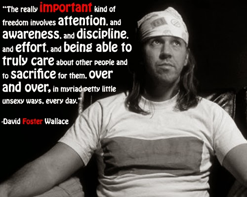 david foster wallace college thesis