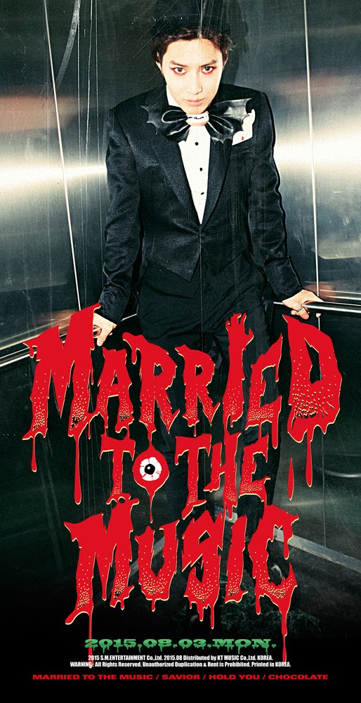 TAEMIN (MARRIED TO THE MUSIC)