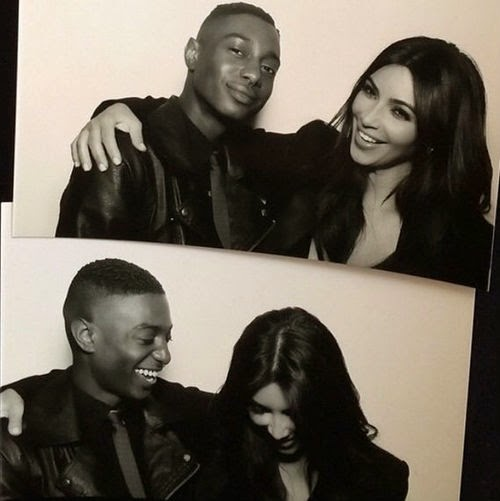 Special beauty secret | Kim Kardashian reveals: that's why she laughs so rarely