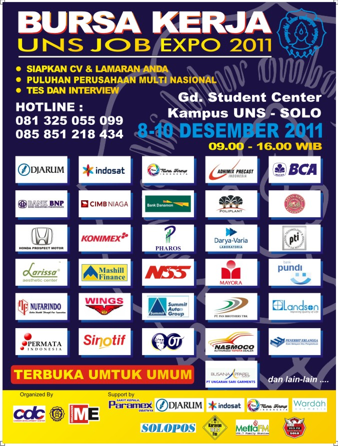 uns job fair