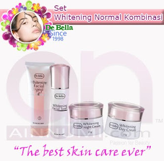 Set whitening/Normal/Kombinasi