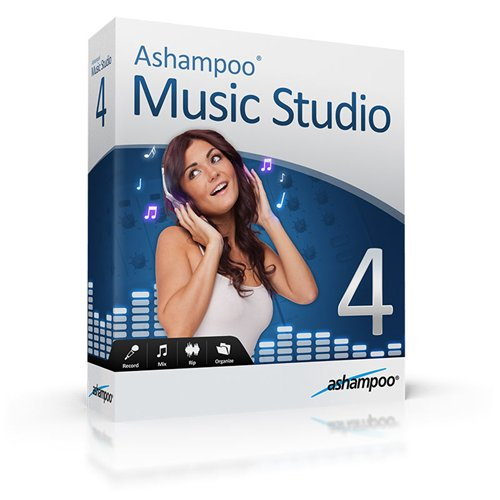 Ashampoo Music Studio v4.0.1.3 portable