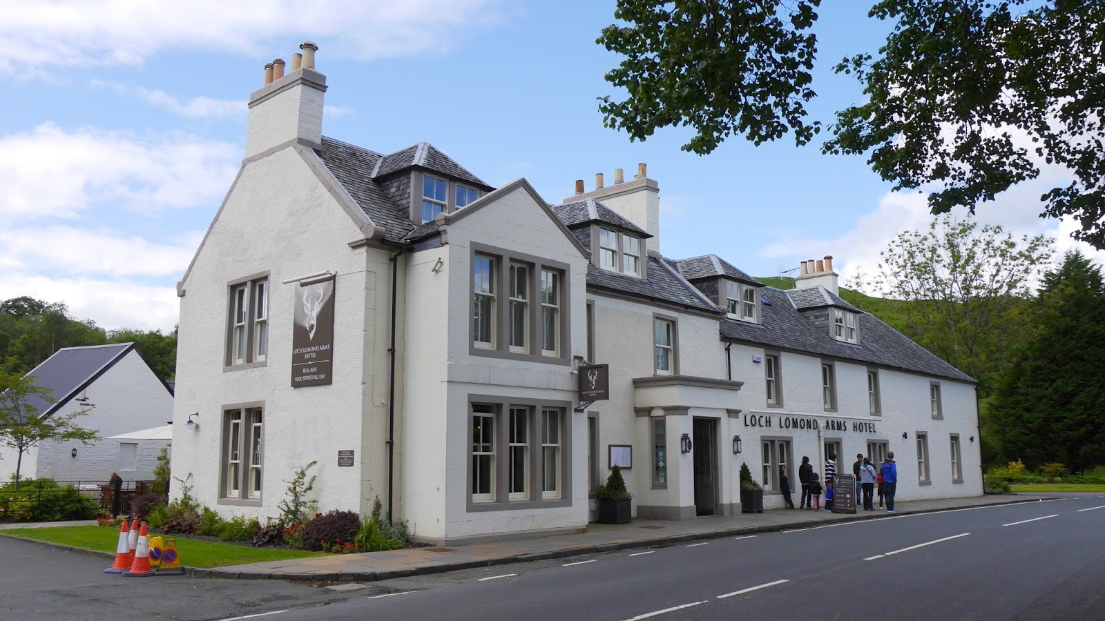 Lomond house maryhill menu ideas