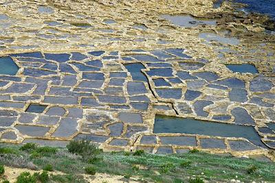 saline Gozo