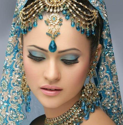 Indian Headpiece