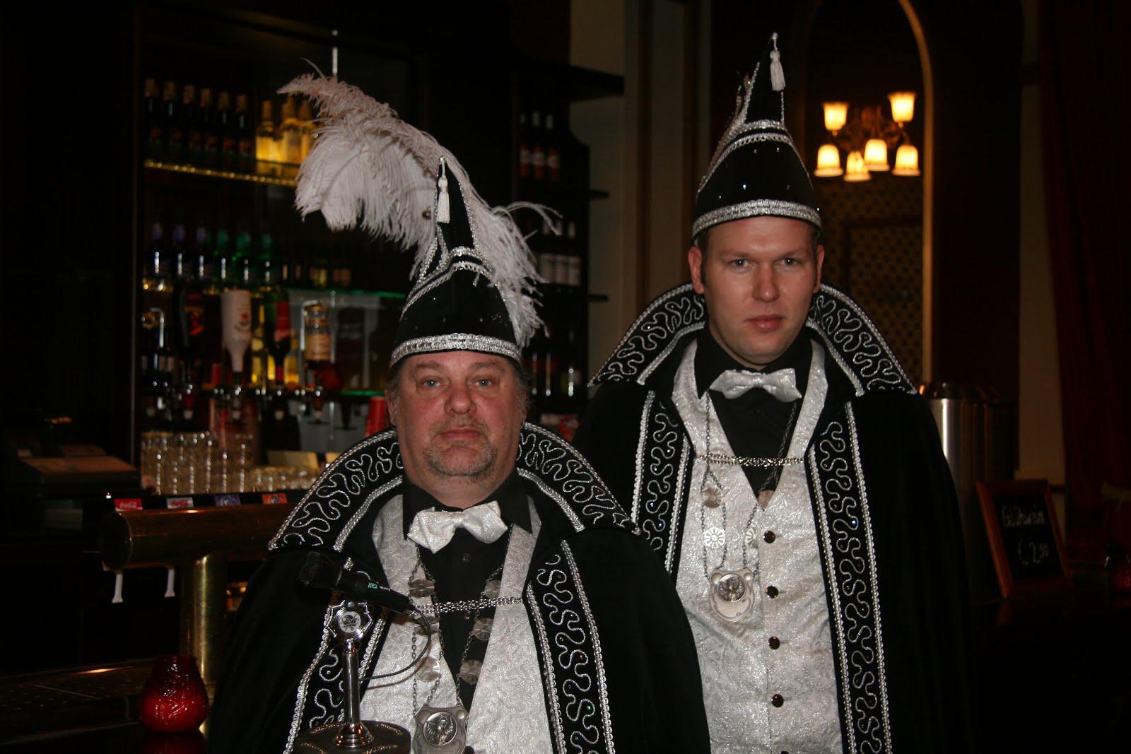 Prins René 1e en Adjudant Jeroen 2011 / 2012: