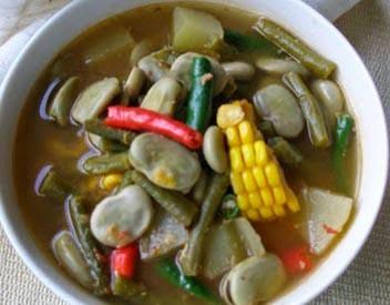 resep sayur asem enak