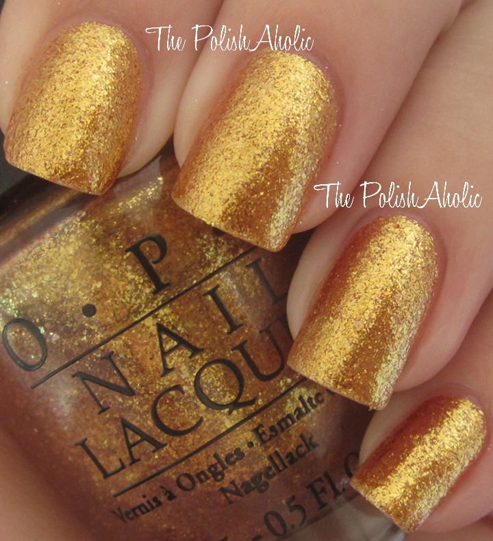 Opi Goldeneye The PolishAholic: OPI ...