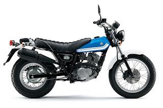 Suzuki VanVan 200 (2016) Side