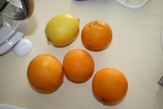 arance e limoni