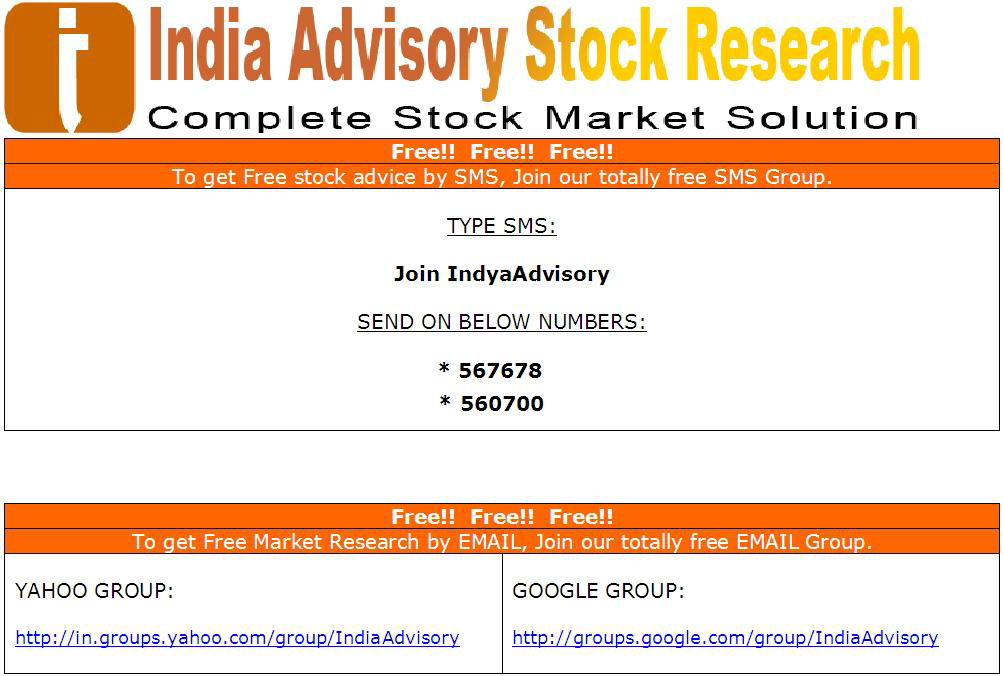Stock options recommendations india