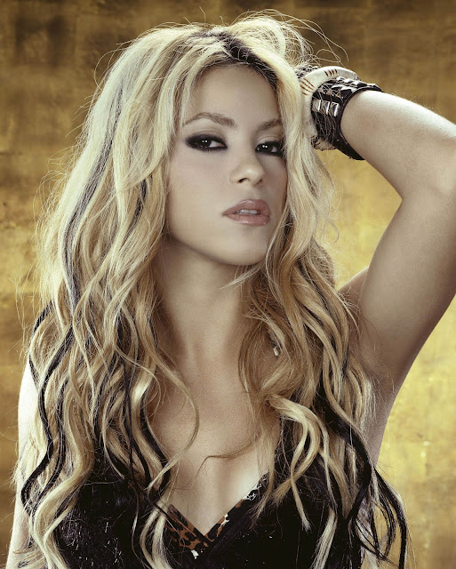 World Top Sexy Girl Shakira