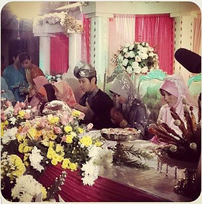 resepsi+allyfarahlee4 Gambar Majlis Resepsi Ally Iskandar & Farah Lee   5 Februari 2012