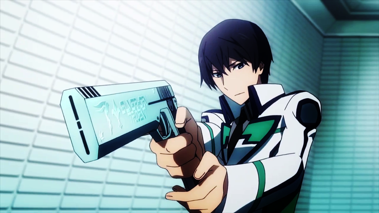 Watch The Irregular at Magic High School Anime Online ...