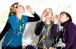 merayakan tahun baru  2013