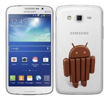 Aggiornamento Kitkat iniziato per Samsung Galaxy Grand 2