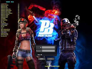 Download Point Blank Offline For