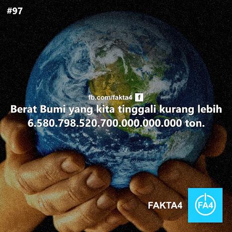 Berat Bumi