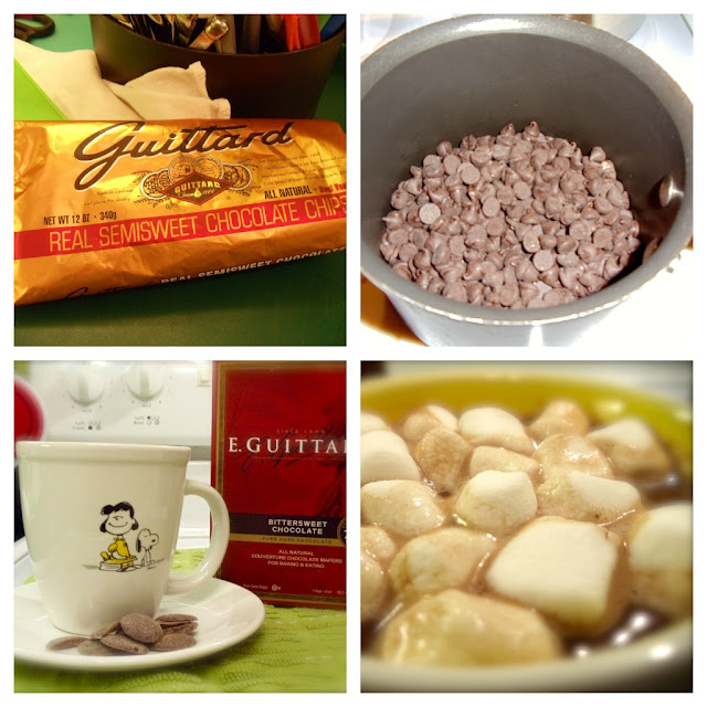 How to make Ganache for Hot Chocolate