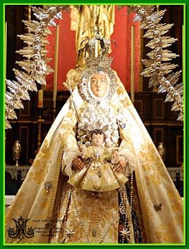 María Santísima de la Sierra 2.012