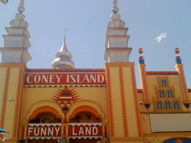 29 January 2013 Luna Park.