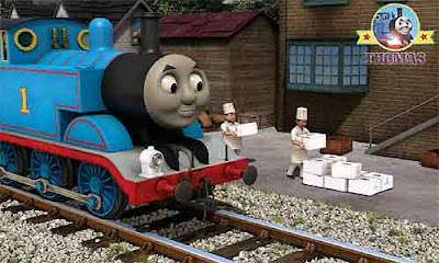 Grand celebrate 65 years Percy and Thomas the tank engine friends 2011 new movie Pop Goes Thomas